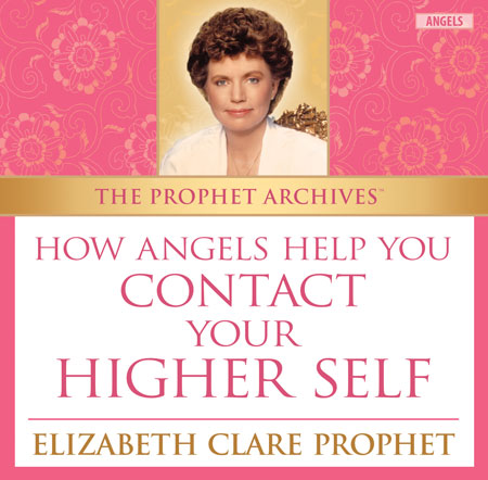 How Angels Help You Contact Your Higher Self