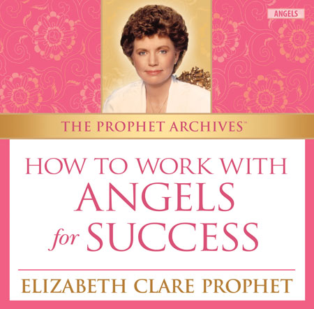 How to Work with the Angels for Success