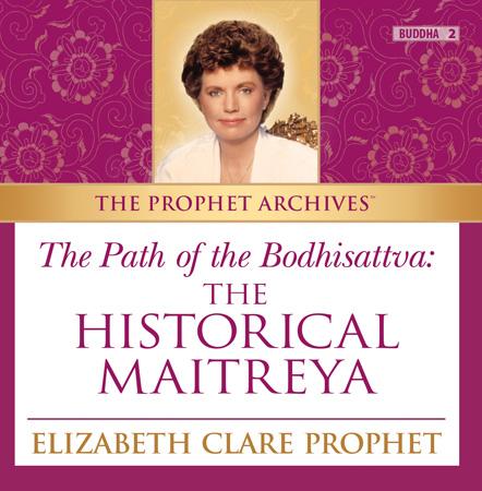 Historical Maitreya - boddhisattva