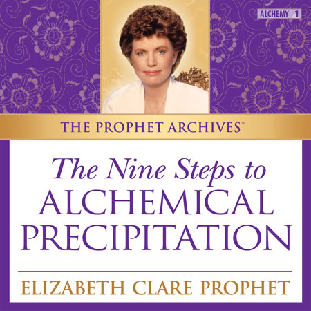 The Nine Steps of Alchemical Precipitation
