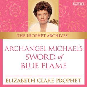 Archangel Michael's Sword of Blue Flame